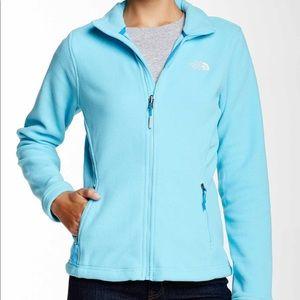 The NorthFace fleece jacket sz sm